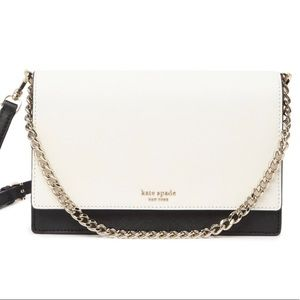 kate spade cameron leather crossbody bag
